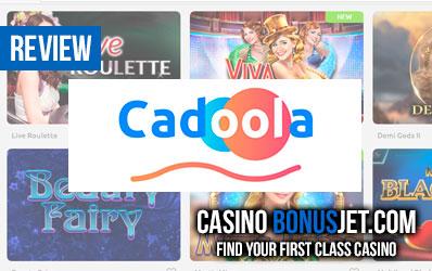 Cadoola Casino Review 100 Bonus 200 Free Spins Casinobonusjet