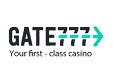 Gate 777 100% up to €100 + 25 Extra Spins