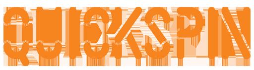quickspin logotype