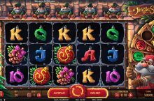 Play Jingle Spin NetEnt slot for free