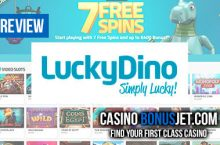 LuckyDino casino review