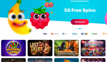 NOMINI casino first deposit bonus