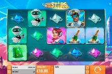 Ticket to the stars slot review