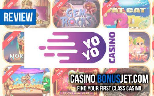 YoYo Casino Bonus Review